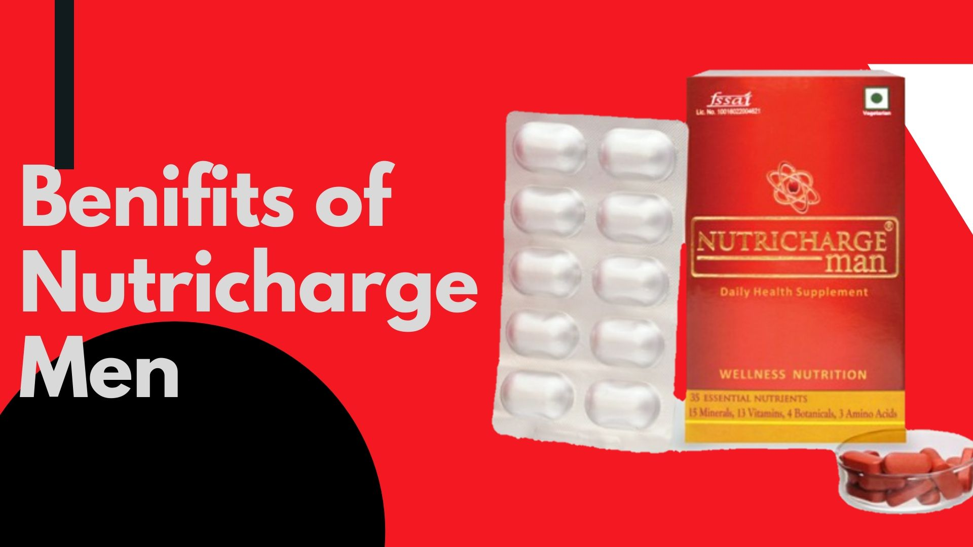 What is Rcm Nutricharge Men