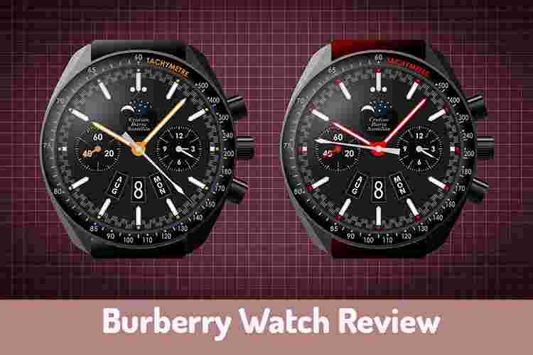 Burberry Watch Review
